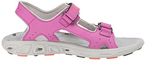 Columbia Youth Techsun Vent, Sandales fille Rose (665)