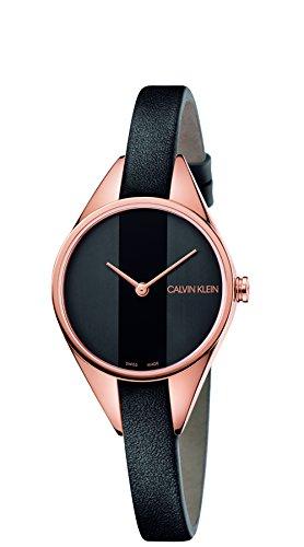Calvin Klein REBEL K8P236C1 Montre Bracelet pour femmes