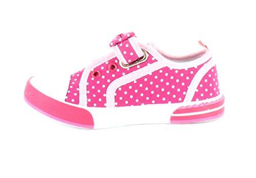SFO  Millie,  Mädchen Sneakers Rose