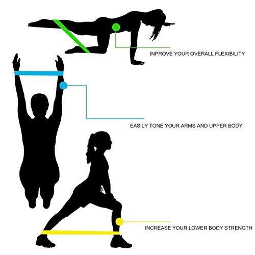 Resistance Loop Bands, – Pilates