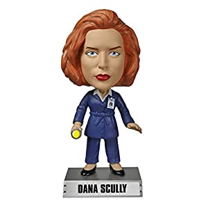 FunKo Wacky Wobbler X Files Dana Scully