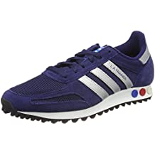 Amazon.it: adidas trainer uomo pelle - Blu