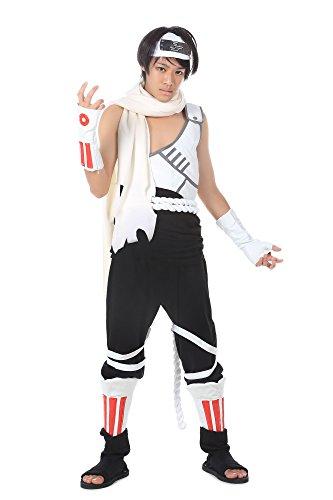 De-Cos Naruto Shippuden Eight Tails Jinchuuriki Killer Bee 1st Ver (Bee Killer Erwachsene Herren Kostüme)
