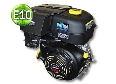 LIFAN 188 Benzinmotor 9,5kW (13PS) 25mm 390ccm mit Handstarter Kartmotor
