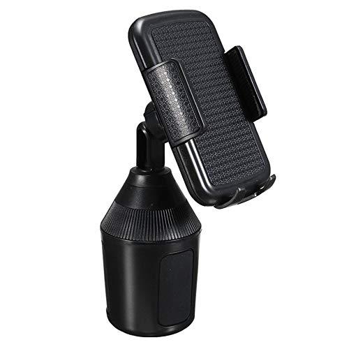360 einstellbare Handy Auto Getränkehalter Ständer Cradle Mount Clip Für Handy GPS Tragbare Ständer Halter Auto Dial Handy