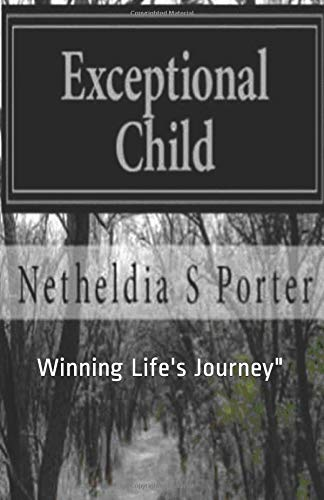 """Book cover image for Exceptional Child: Winning Life's Journey"""""""