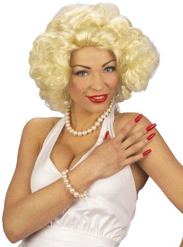 Star Perücke Moviestar Mary blond Damenperücke