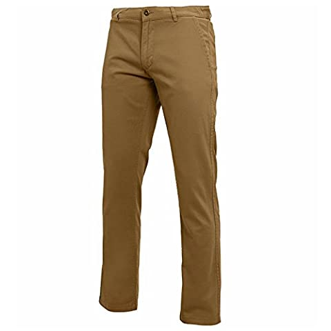 Asquith Fox - Pantalon - Moderne - Homme - marron