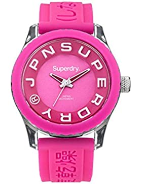 Superdry Damen-Armbanduhr SYL146P