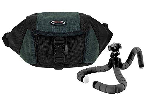 Foto Kamera Hüft Tasche MINI WAIST im Set mit Tisch und Klemm- Stativ