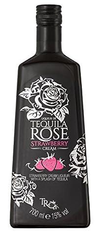 Liquor De Tequila Rose Strawberry Cream Liqueur, 70 cl