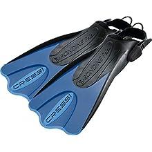 Cressi Palau SAF Fin (Blue, M-L)