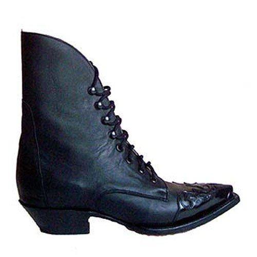 Mezcalero , Bottes et bottines cowboy femme Noir - Noir
