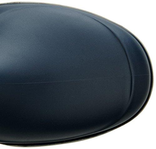 Dunlop K454061 GEV.LRS BLIZZ BLAUW 45 Unisex-Erwachsene Halbschaft Gummistiefel Blau (Blau(Blauw) 04)
