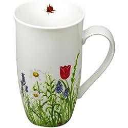 Cup und Mug Becher Sommergarten 500ml