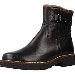 Botas para Mujer, Color marrón (Negro), Marca PITILLOS, Modelo Botas para Mujer PITILLOS 5804P Marrón