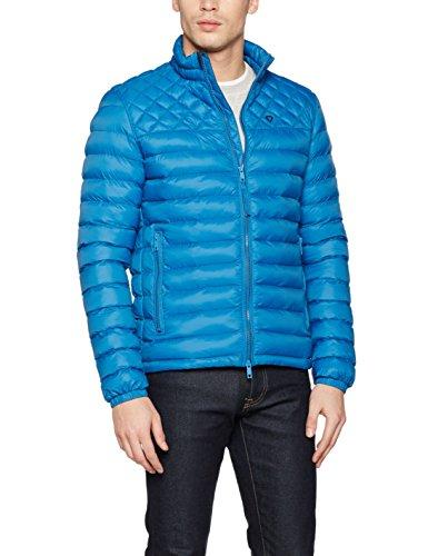 Strellson Premium Herren Jacke 11 4Seasons Jacket 1 Türkis 440, X-Large (Herstellergröße:54)