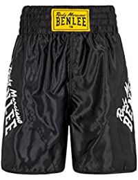 BENLEE Shorts BONAVENTURE Boxing trunk - Black Größe XL