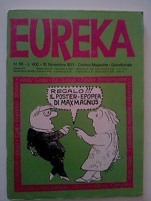 Eureka n. 66 1971 (Andy Capp/Pixies) Ed.Corno FU05