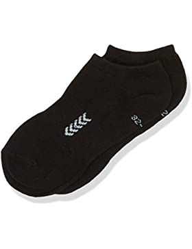 Hummel Sneaker Socken aus Baumwolle in div. Farben – ANKLE SOCKS – Knöchel Socken kurz für Sport & Fitness – Freizeitsocken...