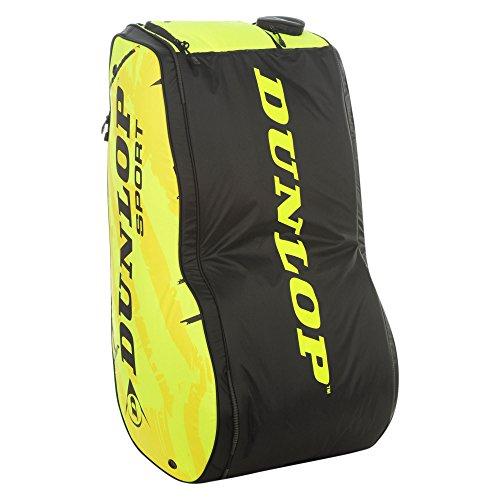 Dunlop Schlägertasche Revolution NT 12-Racket Bag neongelb
