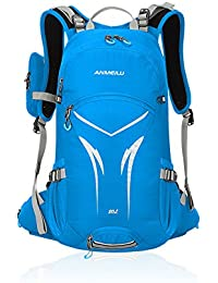Lixada 20L mochila de Senderismo Bolsa de Ciclismo Resistente Al Clima para  Acampar Al Aire Libre 969b0a346ff07
