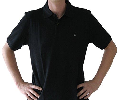 Chung Shi Poloshirt Herren Schwarz