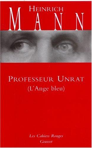 Professeur Unrat : L'Ange bleu