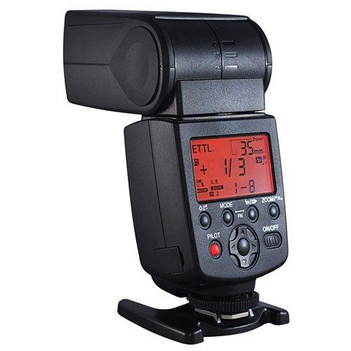 Yongnuo-YN-568EX-II-Flash-Speedlite-per-Canon-EOS-da-HSS-speed-600D-550D-500D-100D