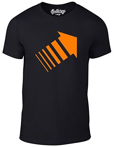 Bullshirt Herren T-Shirt Schwarz