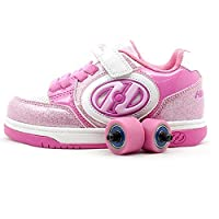 Heelys Force Girls Sneakers Silver/Hot Pink