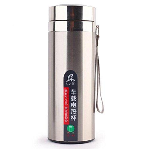 Wasser-luft-erfrischungsmittel (PIO Auto heizung tasse heizung hochtemperatur edelstahl tasse halter heißer wasser tasse 20 * 7 cm)
