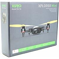 XIRO Xplorer Mini descubrimiento, Quadcopter Drone con HD cámara de vídeo y control remoto por iOS o Android App, 1Smart vuelo recargable.
