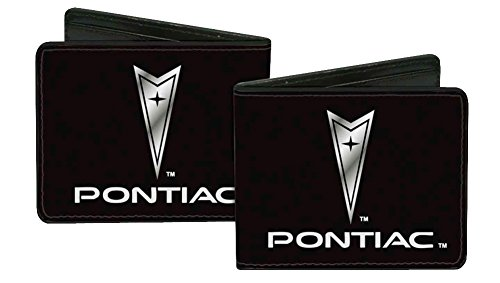 pontiac-automobile-company-classic-emblem-logo-bi-fold-wallet