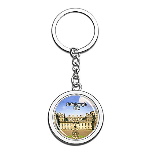 El Palacio Holyroodhouse Edimburgo Reino Unido Inglaterra