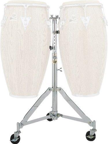 LP Latin Percussion LP290B - Soportes dobles congas