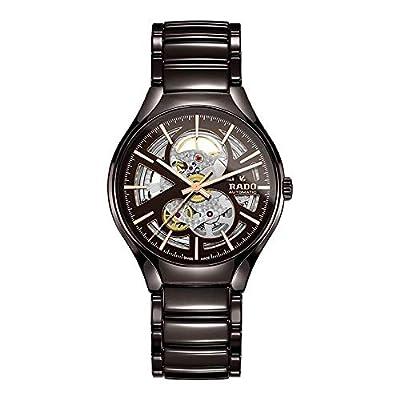 Rado Men's True Open Heart 40mm Ceramic Band & Case Automatic Watch R27511302