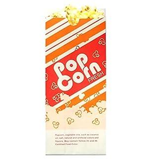 Popcorn Tüten (100 Stück) American Popcorn Beutel by Hoosier Hill Farm
