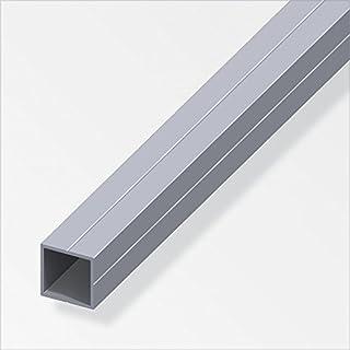 Quadratrohr 23,5x23,5mm Aluminum blank