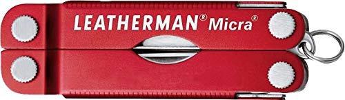 Leatherman - Micra, Rot