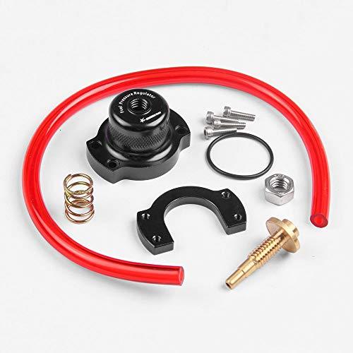 elegantstunning réglable FPR kit de jauge de Pression de Carburant pour Honda Acura Civic Racing