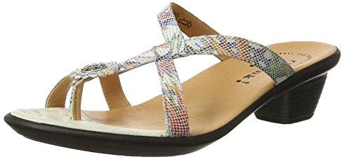 Think Nanet, Protezioni Toe Donna Multicolore (bianco/kombi 97)