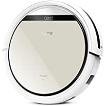 ILIFE V5 Automatic Robot Vacuum Floor Cleaner for Hardwood Flooring and Hard Carpets by i-