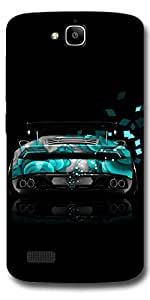 Huawei Honor Holly Back Cover/Designer Back Cover For Huawei Honor Holly