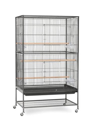 Prevue Hendryx Pet Products Schmiedeeisen Flight Käfig (Feeder Birdcage)