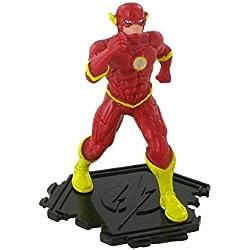 Figuras de la liga de la justicia – Figura flash - 9 cm - DC comics - Justice league - liga de la justicia (Comansi Y99197)