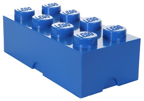 Lego Storage Brick 8 – Blue