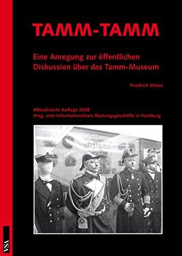 TAMM-TAMM: Eine Anregung zur öffentlichen Diskussion über das Tamm-Museum