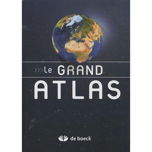 Le grand atlas