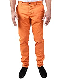 Serge Blanco - Chino serge blanco orange